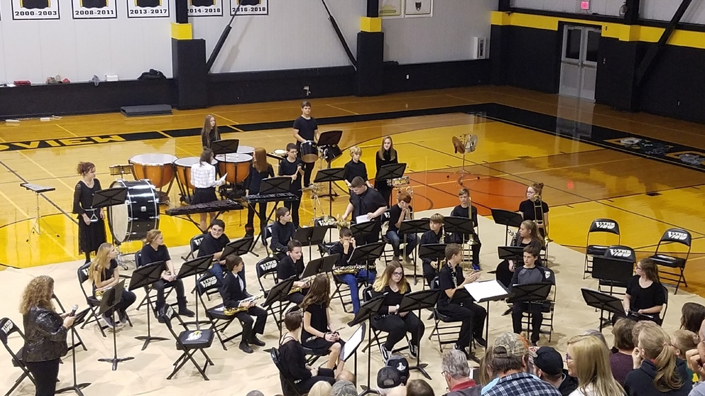 7th and 8th Grade Band