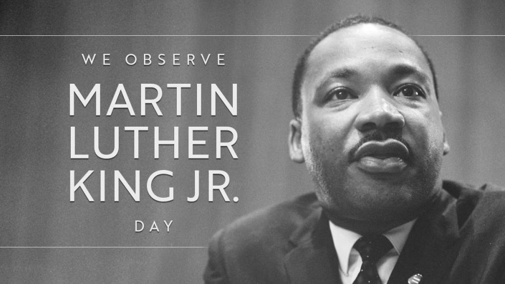 MLK Day Today