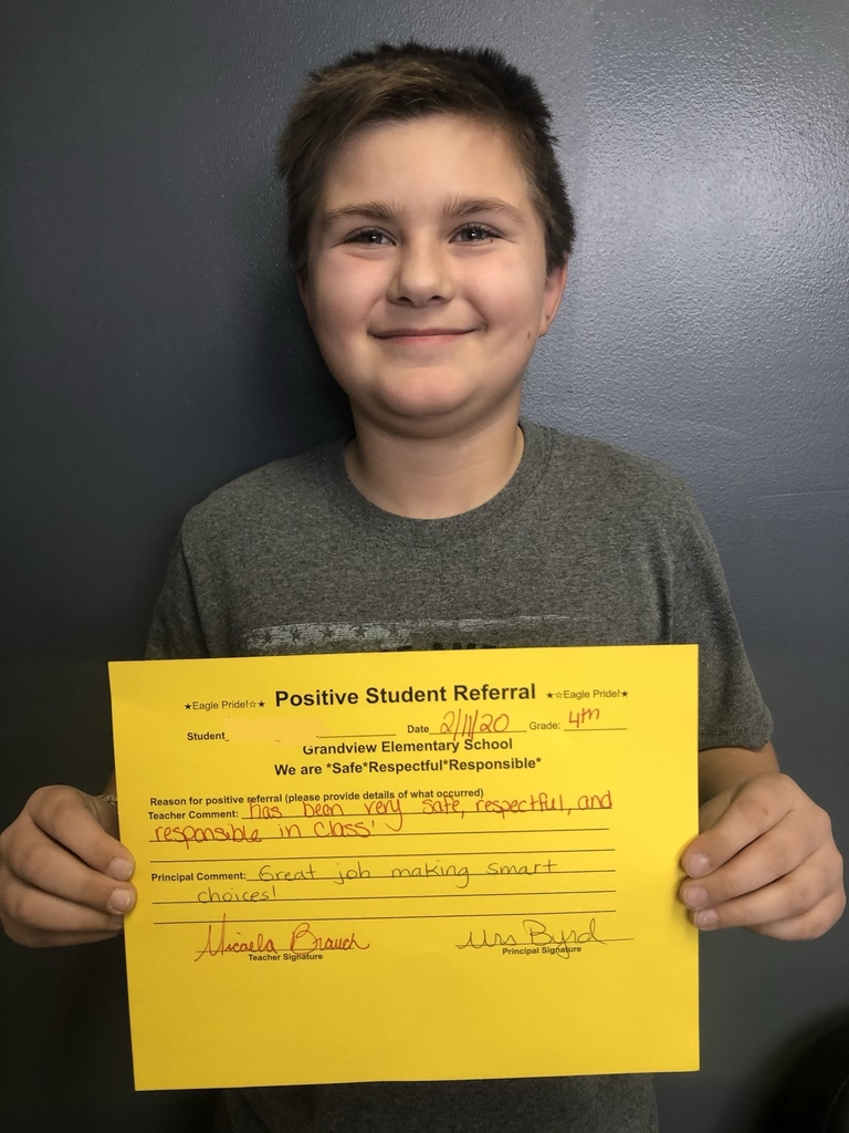 Positive referral