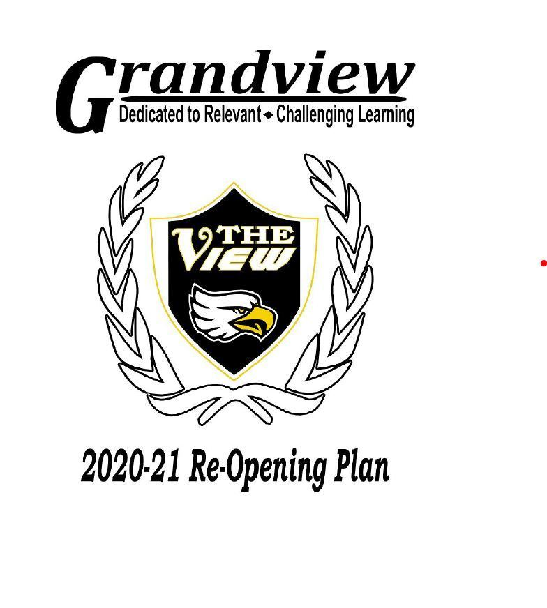 Re-Opening Plan Cover